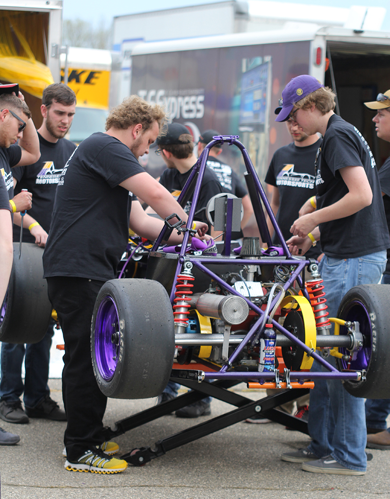 Tennessee Tech Motorsports team roster set for 2018-2019