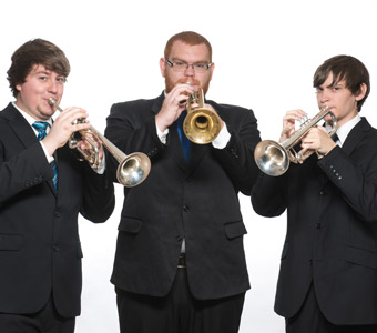 Three TTU trumpet students win international awards