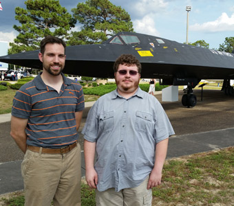 TTU engineering professor, grad student invited to do research for US Air Force