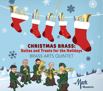 TTU Brass Art Quintet presents holiday concert, recording