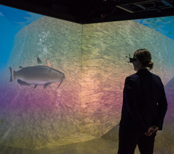 TTU BusinessMedia Center, Tennessee Aquarium bring environmental education to life