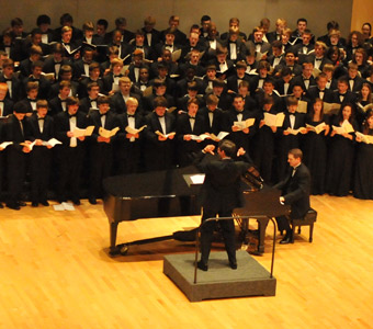 Another record-breaking Festival of Voices scheduled at TTU