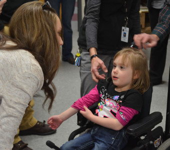 TTU engineering students provide custom assistive technology to area children