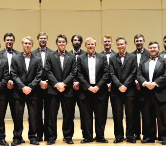 Mentonation fall concert Nov. 23 in Derryberry Auditorium