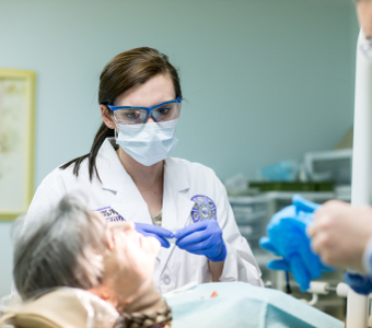 TTU pre-dental students volunteer at Cookeville mission