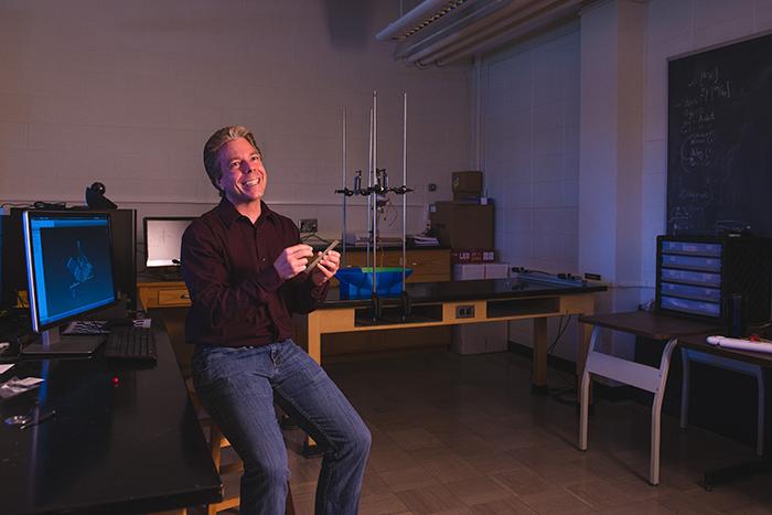 Tech physics professor receives National Science Foundation CAREER Award