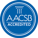 AACSB Accredidation Seal
