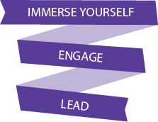 Immerse Yourself - Learn Better - Lead