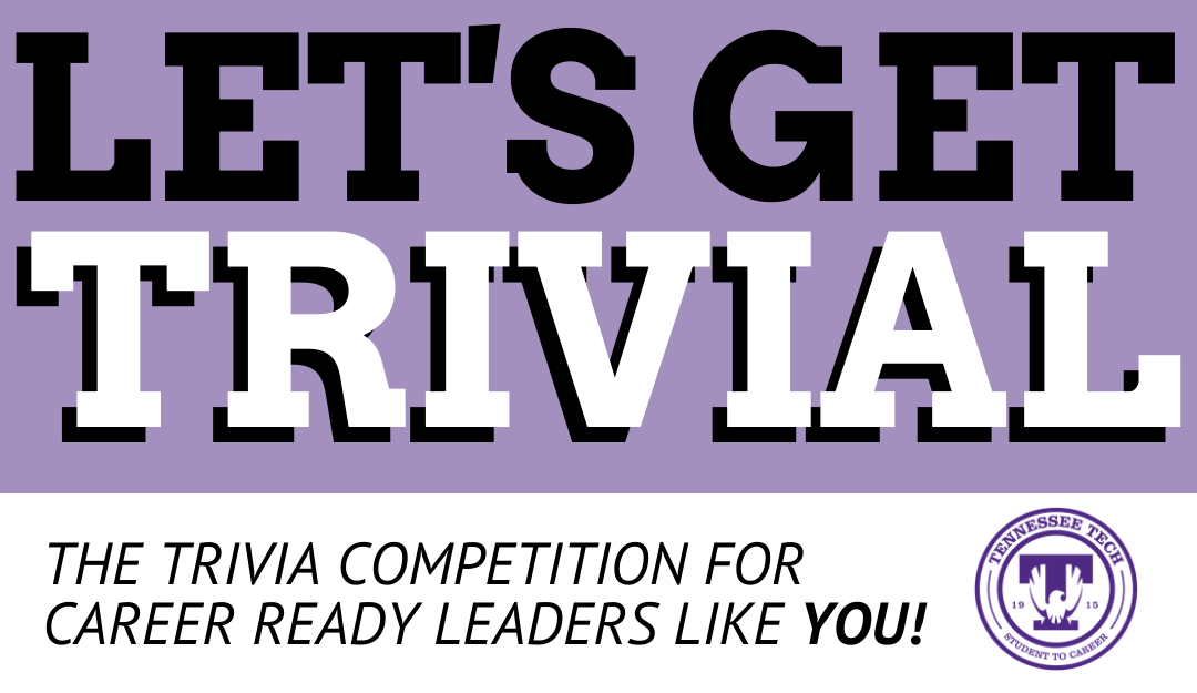 Let's Get Trivial: Trivia Night Competition