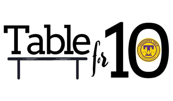 Table for 10 Logo