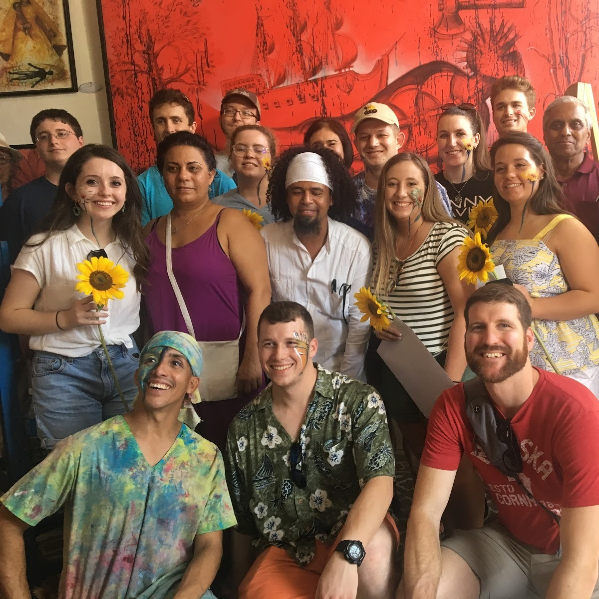 Kelly Bell Study Abroad Experience