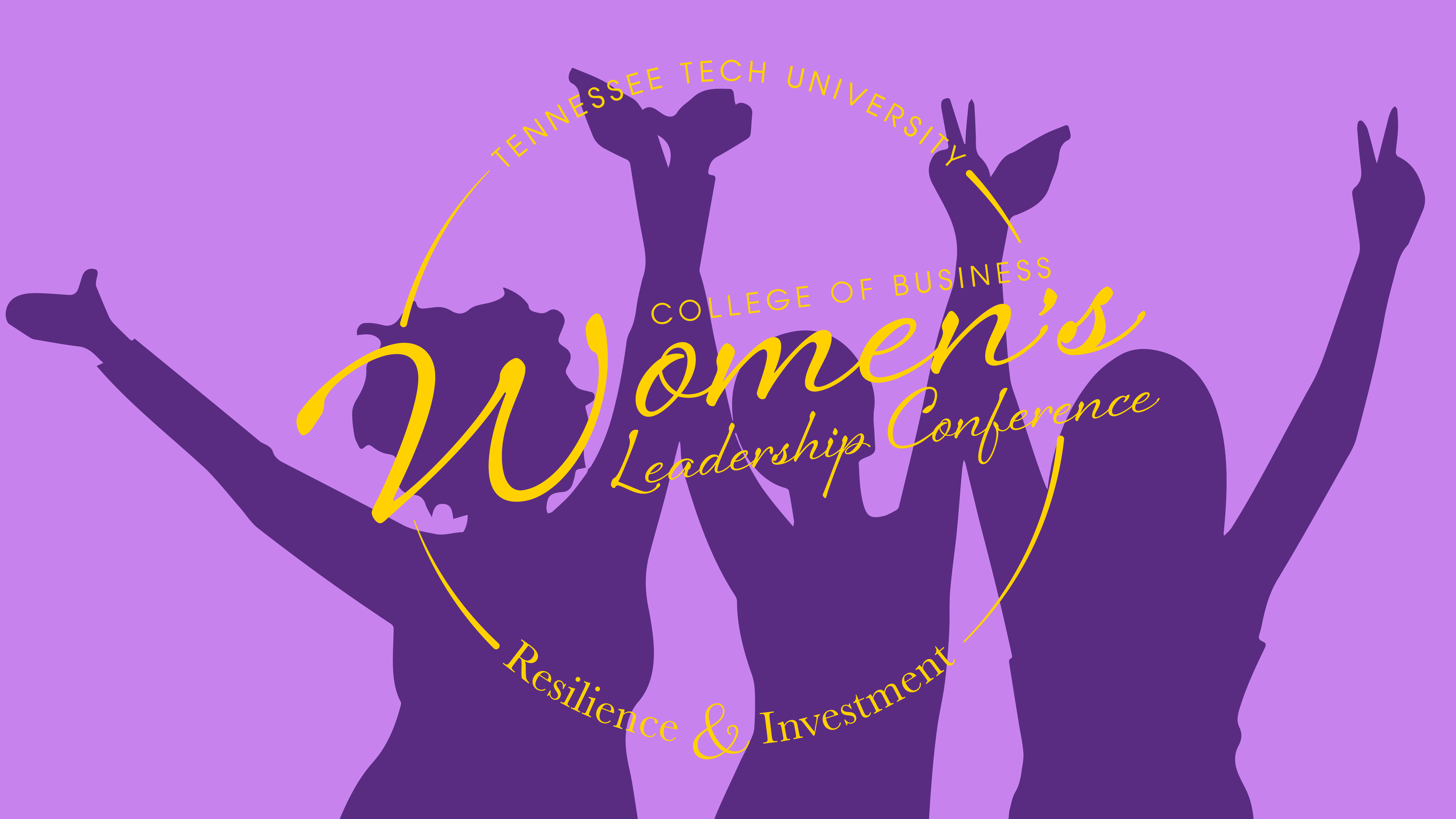 Women's Conference Banner Graphic