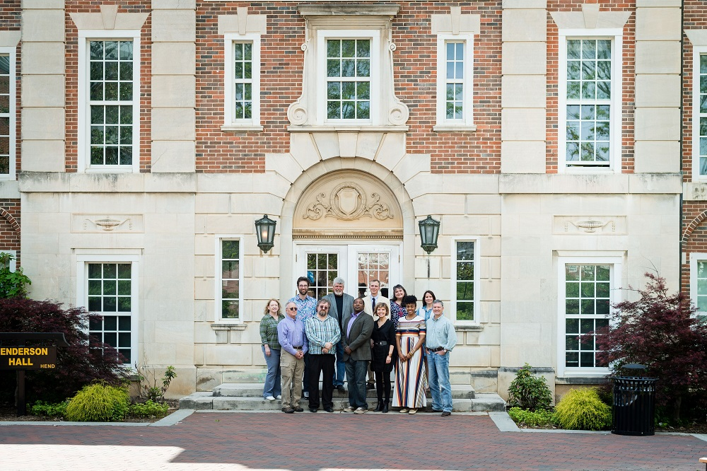 Faculty & Staff of History Department on