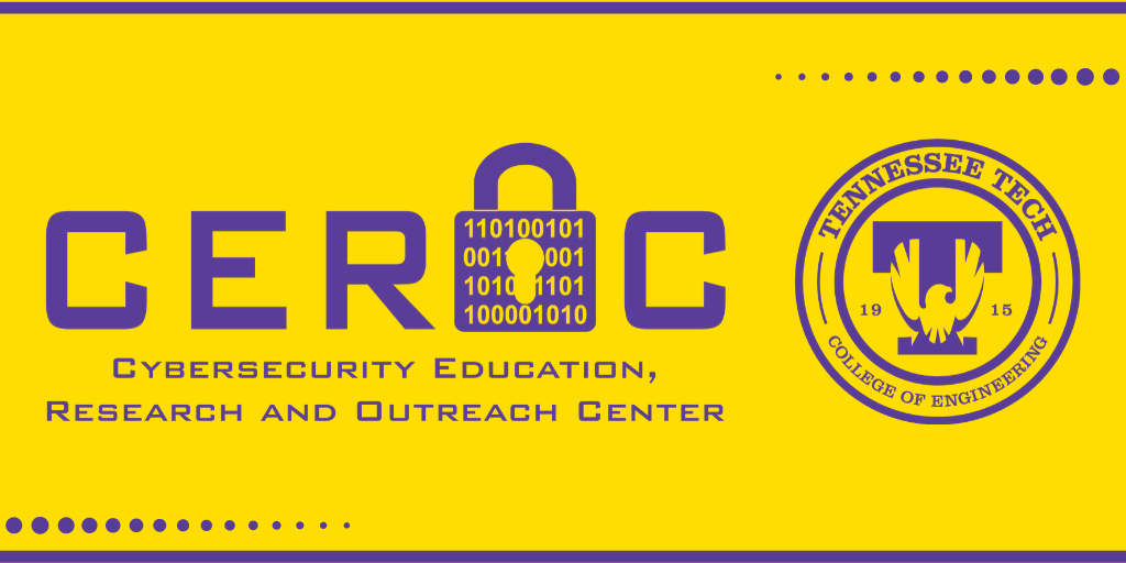 CEROC and COE yellow banner