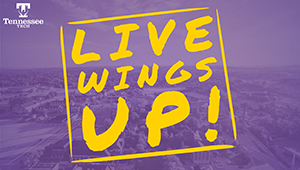 Live Wings Up