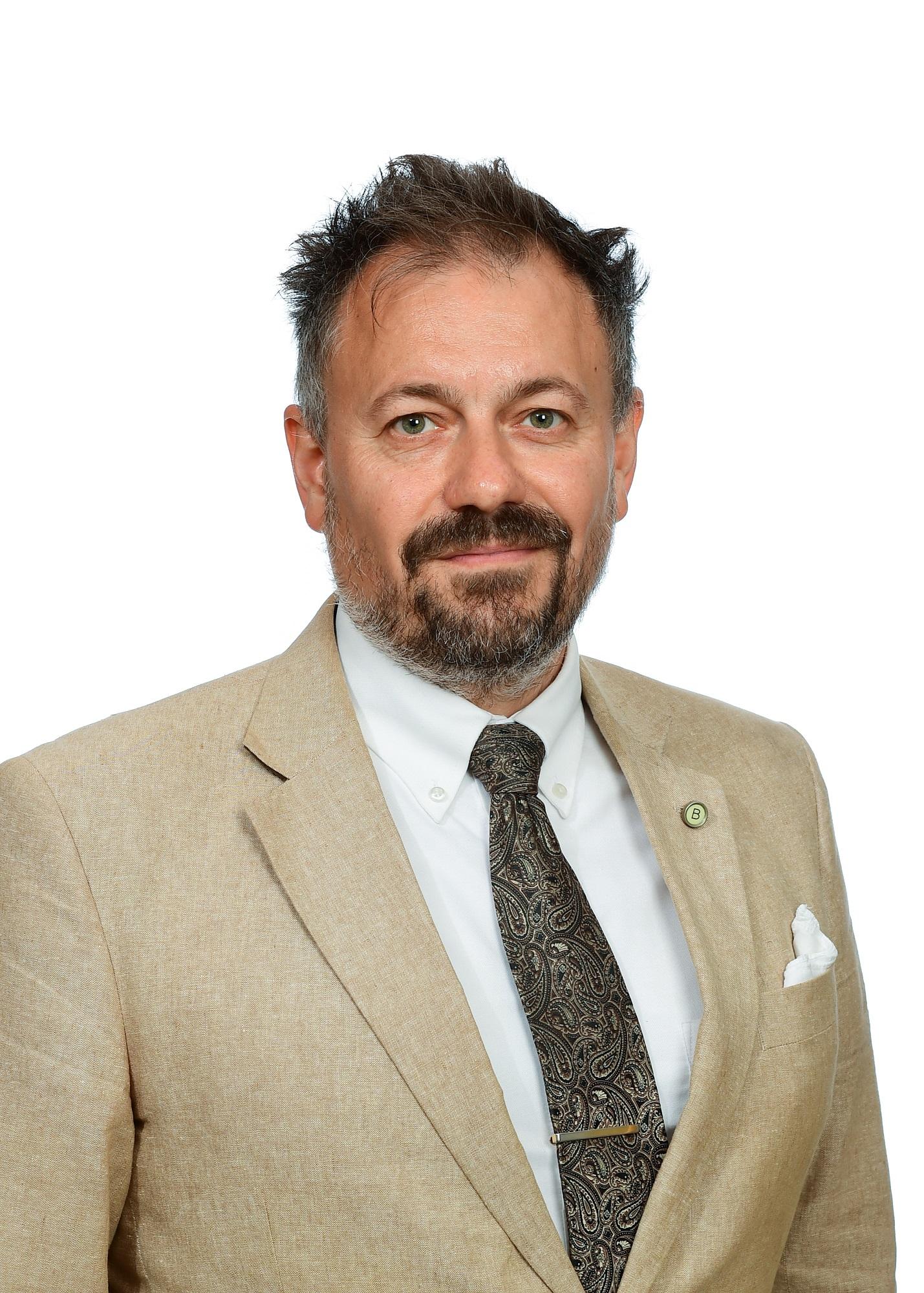 Theodore Bohn