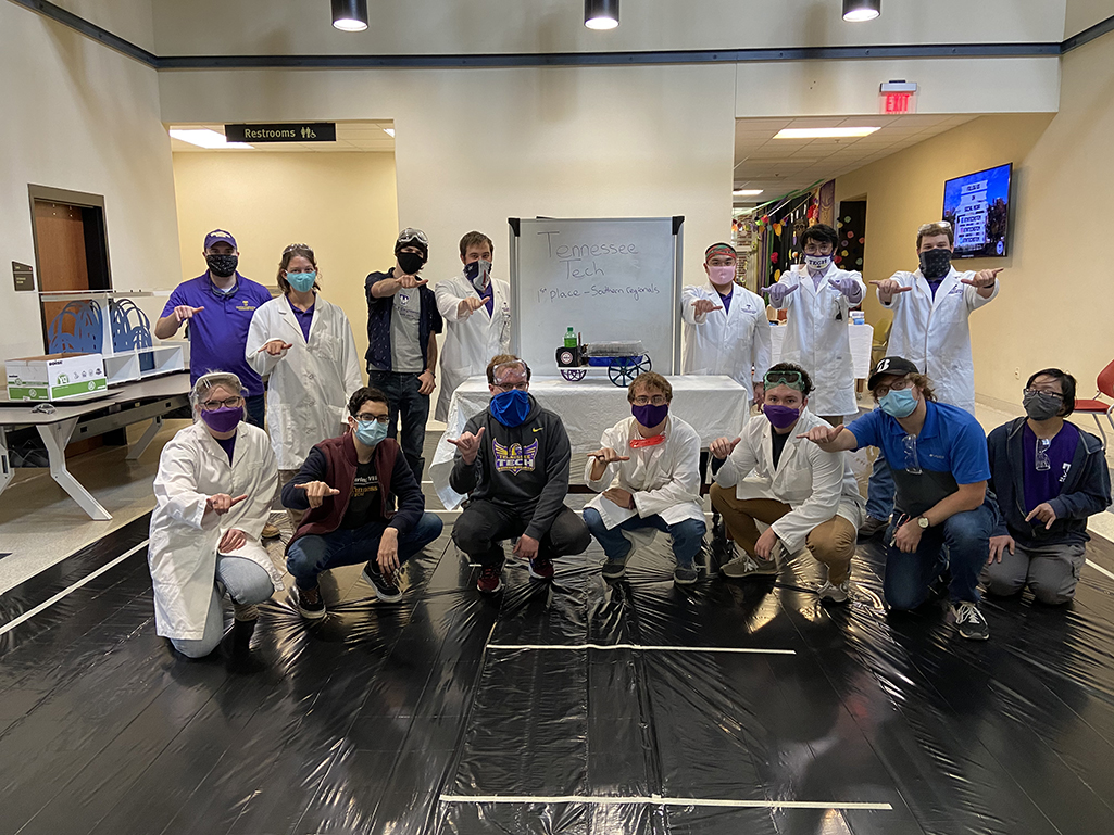 Chemical Engineering Car Team Fall 2020
