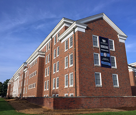 Maddux McCord Engineering Village Residence Hall photo