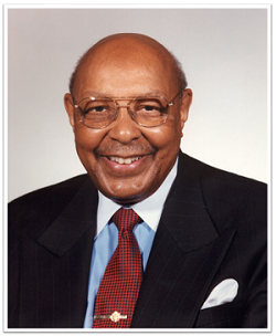 Portrait of Louis Stokes