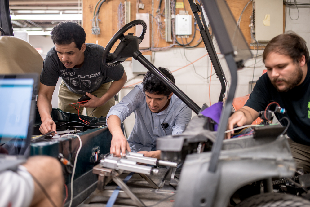 Vehicle Engineering Concentration