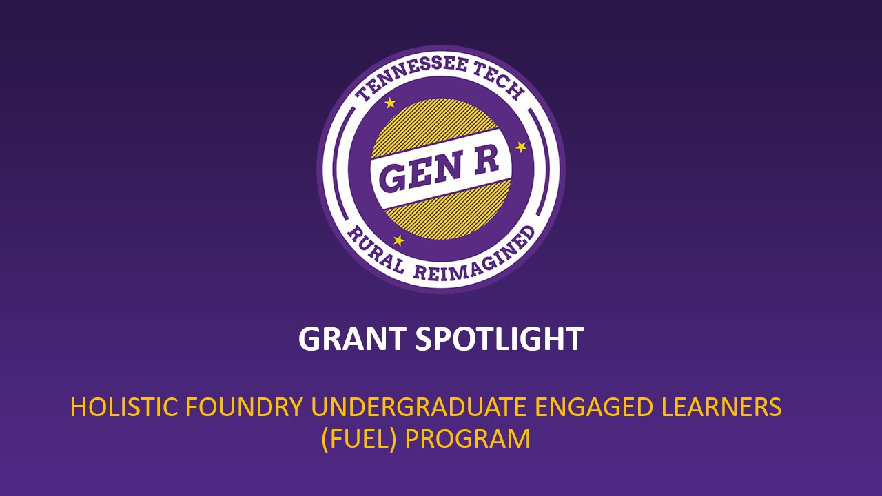 FUEL grant graphic