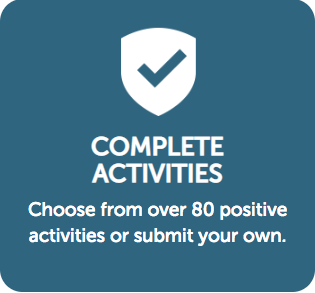 Complete Activities Button