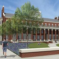 Science Building Rendering