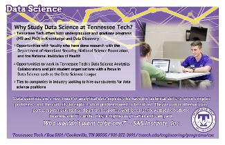 Learn more about Data Science at Tech