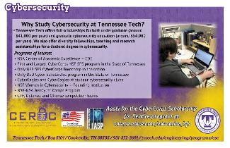 Learn more about Cybersecurity at Tech