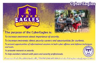 Learn more about the CyberEagle Club