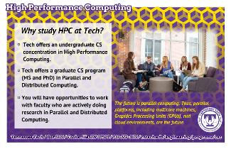 Learn more about High Performance Computing