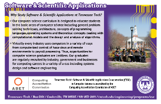 Learn more about Software & Scientific Applications at Tech