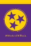 Creative Services Portfolio: We Are Tennessee Tech