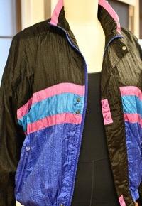 "From Historic Costume Collection, Early 1990s Christian Dior ""Athleisure"" Track Jacket"