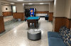 Maddux and McCord Hall Social Area in Lobby