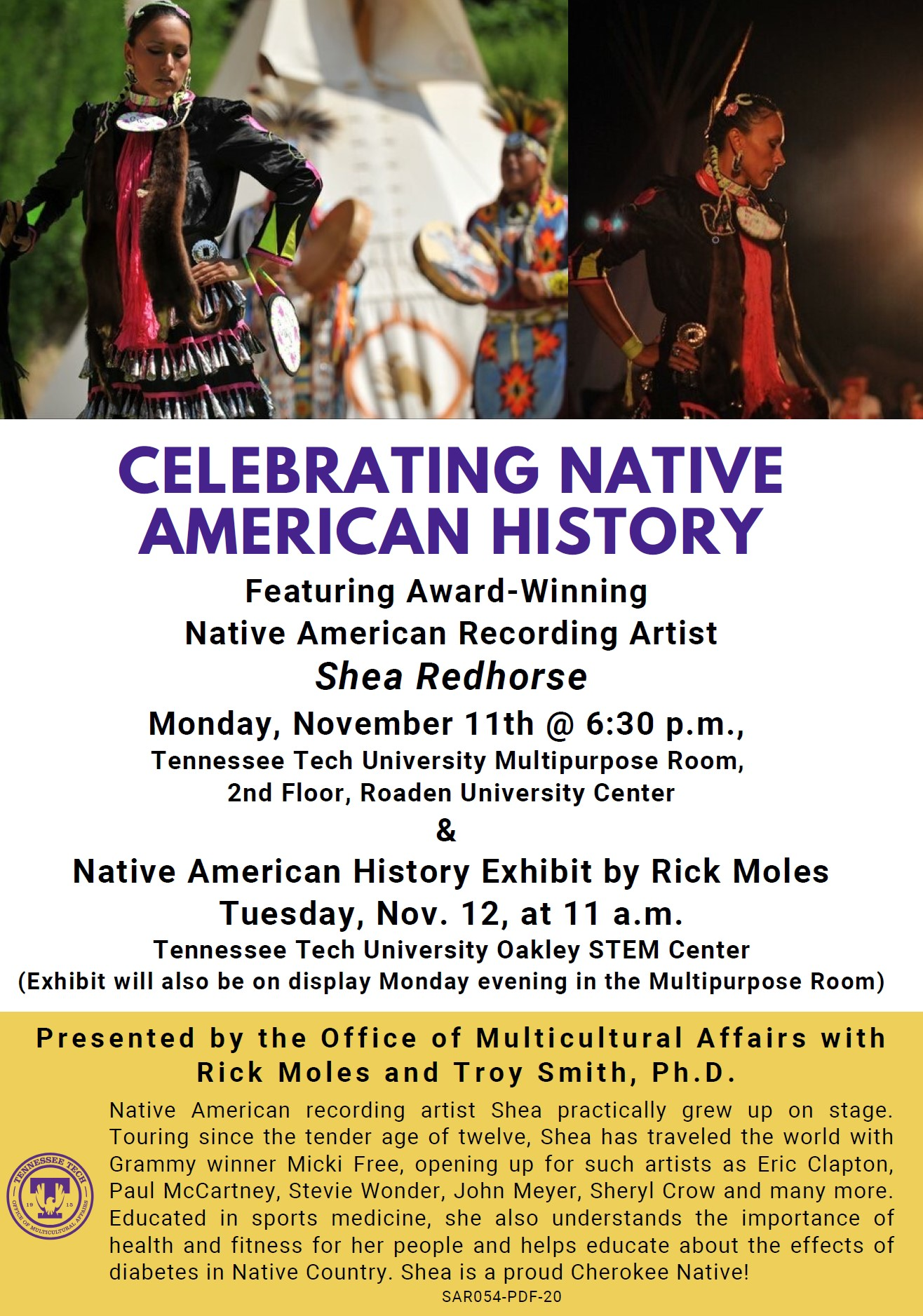 Native American History Month 2019