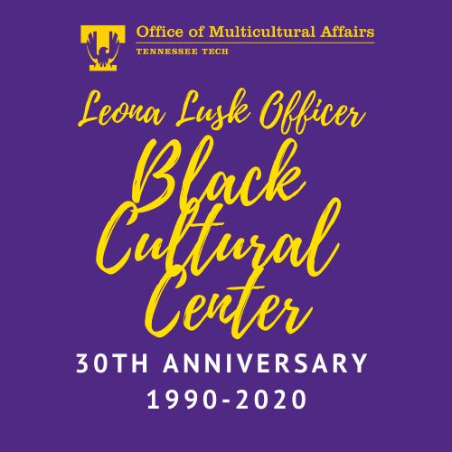 Black Cultural Center 20th Anniversity, 1990-2020