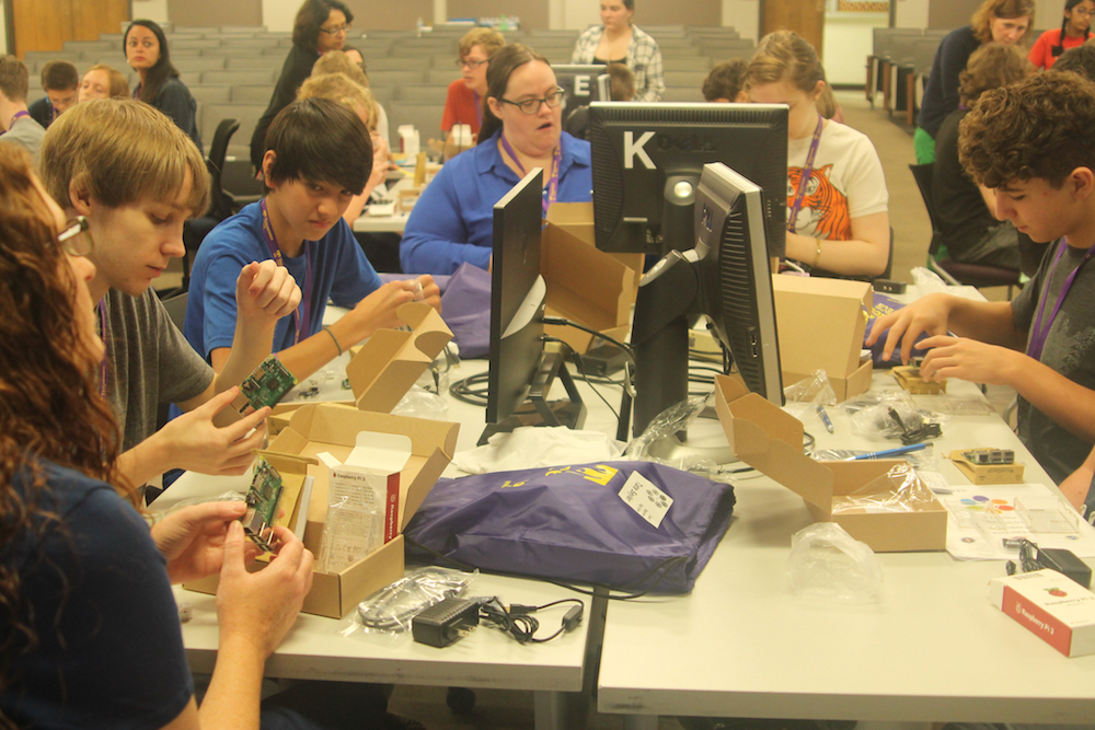 Tennessee Tech cybersecurity camp impacting middle and high school