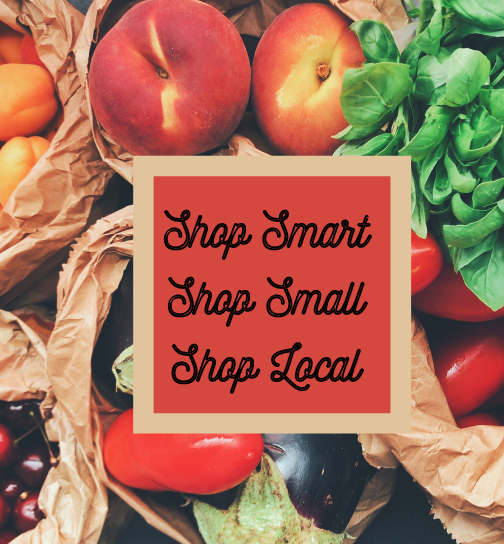 shop small shop smart shop local
