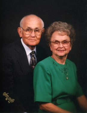 John and Anne Hendrix