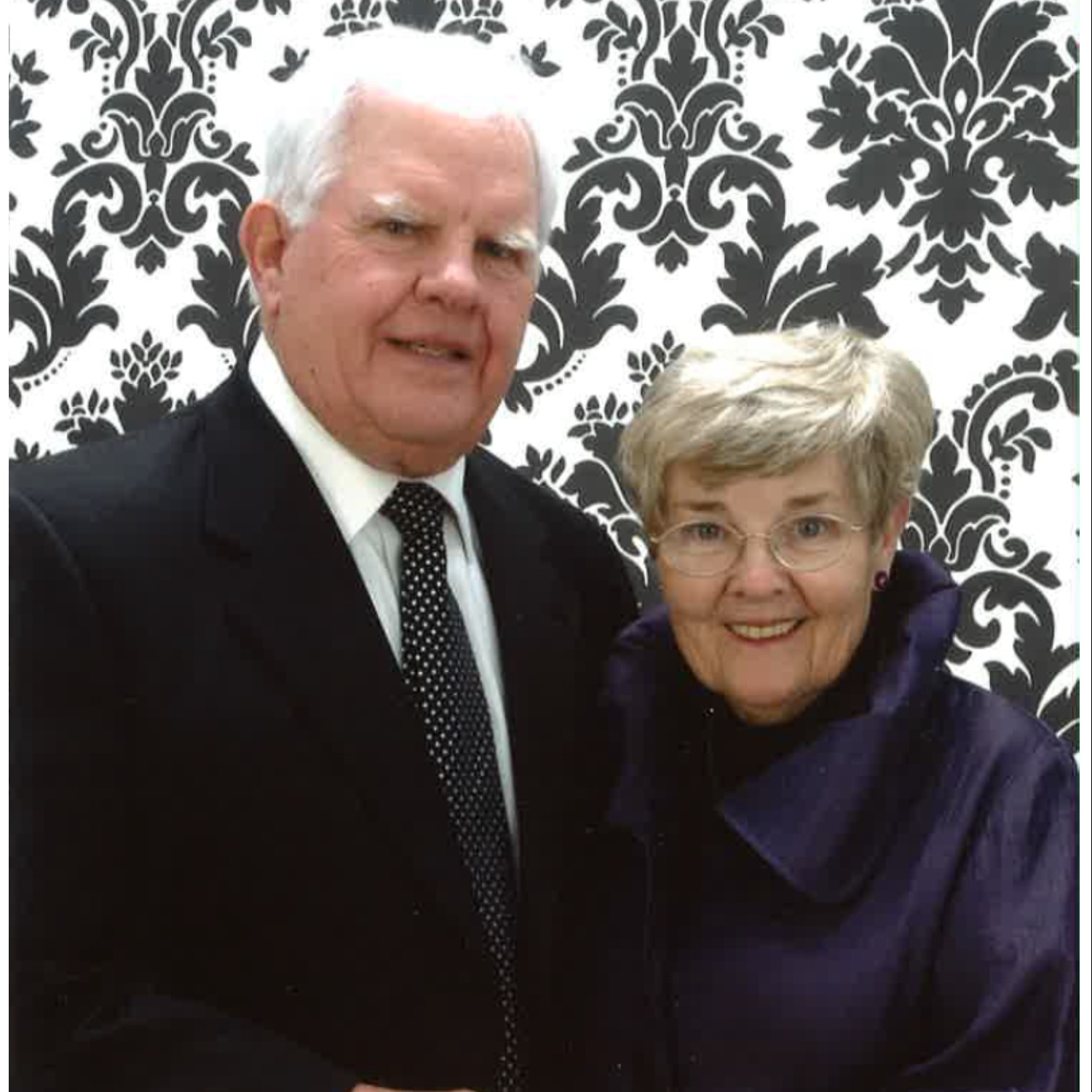 Ron and Marietta Tiller